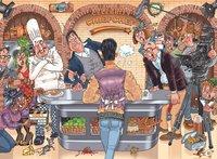 Wasgij: 1000 Piece Puzzle - Originals (Celebrity Chef) image