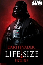 Star Wars: Darth Vader - 1:1 Scale Life-Size Statue