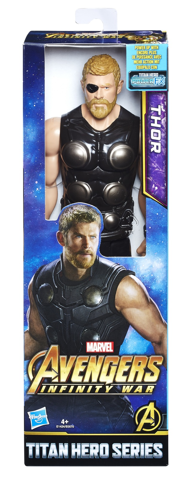 "Avengers Infinity War: Thor - 12"" Titan Hero Figure image"