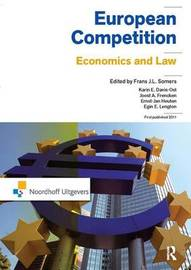 European Competition by Frans J.L. Somers image