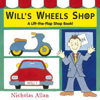 Wills Wheels Shop by Nicholas Allan