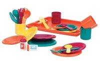 Battat: Dinner Party For Four - Playset