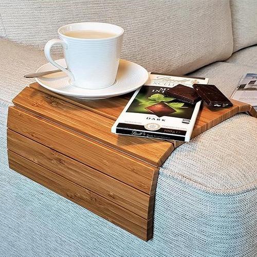 Slinky Sofa Table - Natural image