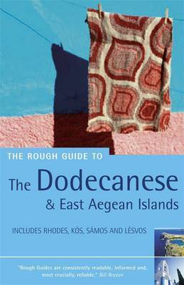 The Rough Guide to the Dodecanese and East Aegean Islands by Marc Dubin image