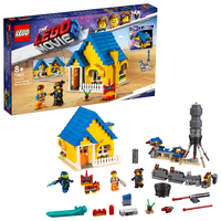 The LEGO Movie 2 - Emmet's Dream House/Rescue Rocket! (70831)
