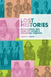 Lost Histories by Kirsten L. Ziomek