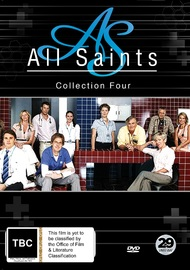 All Saints Collection Four on DVD