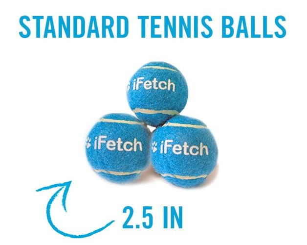 iFetch Balls - Large (3 Pack)