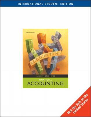 Financial Accounting by James Stice image