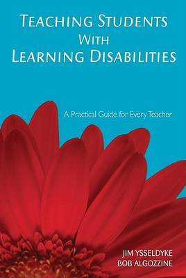 Teaching Students With Learning Disabilities by James E. Ysseldyke image
