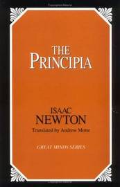 The Principia by Isaac Newton image