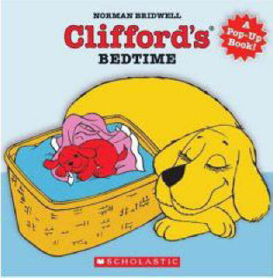 Clifford's Bedtime by Norman Bridwell