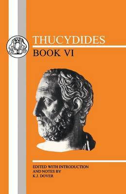 History of the Peloponnesian War: Bk. 6 by . Thucydides image