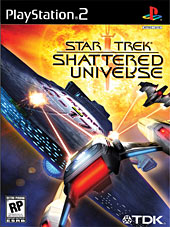 Star Trek: Shattered Universe for PlayStation 2