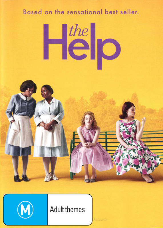 The Help on DVD
