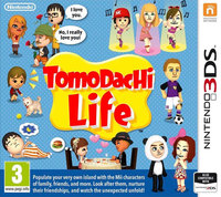 Tomodachi Life for Nintendo 3DS