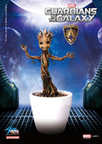"Guardians of the Galaxy Baby Groot 7"" Pre-Painted Model Kit"