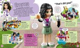 Lego Friends: the Adventure Guide (with Exclusive Mini-Doll!) by DK