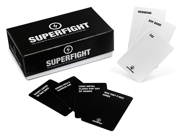 Superfight! - Core Deck image