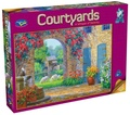 Holdson: 500pce Puzzles - Courtyards A Whisper of Serenity