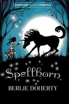 Spellhorn by Berlie Doherty image