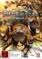 Attack On Titan - Season 1 Collection on Blu-ray