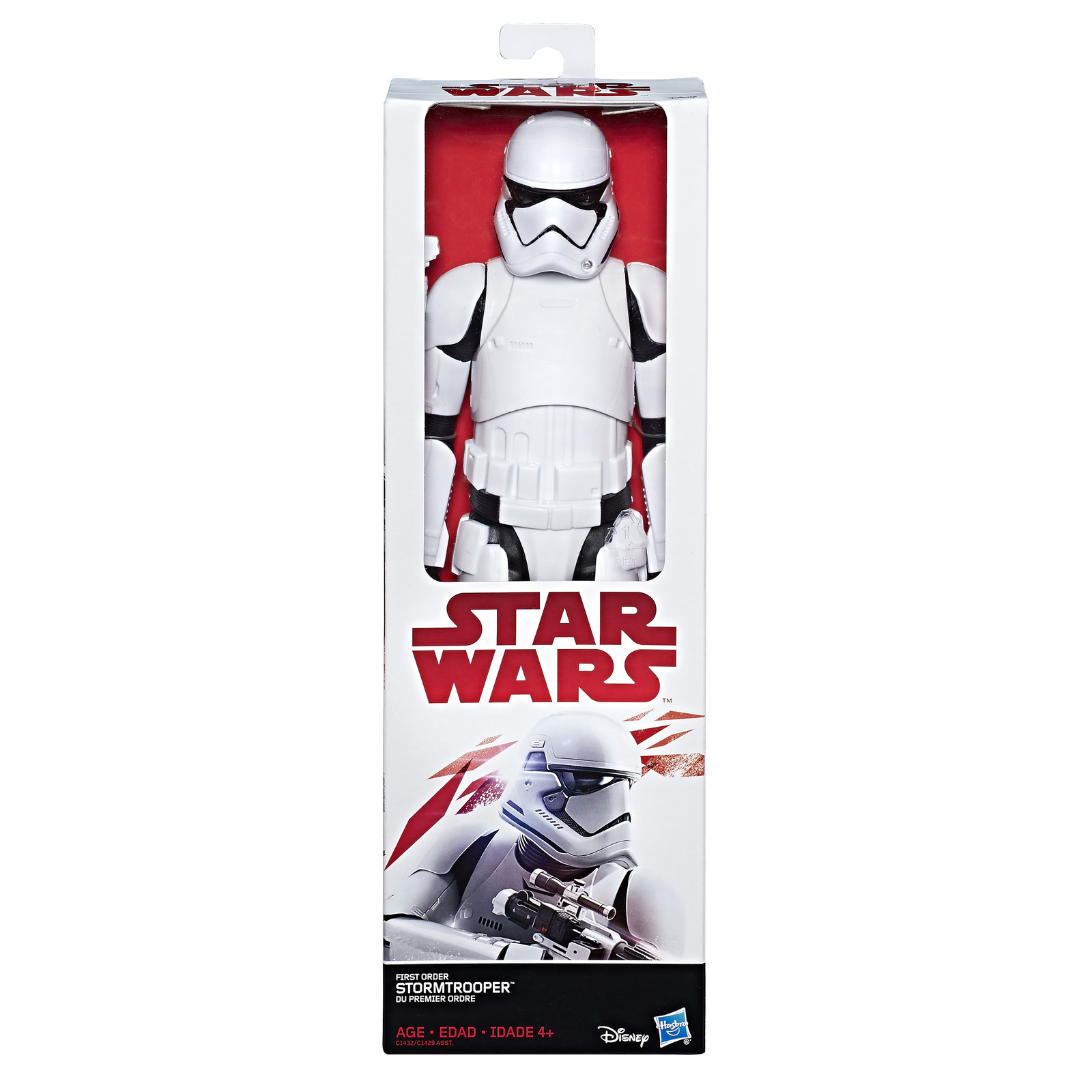 "Star Wars: The Last Jedi 12"" Figure - Stormtrooper image"
