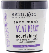 Skin Goo: Face Mask - Acai Berry (200gm)
