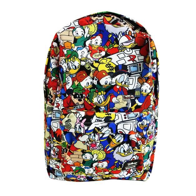4062fafa15b Loungefly Disney Ducktales AOP Backpack