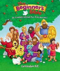 The Beginner's Bible Curriculum Kit by Zondervan