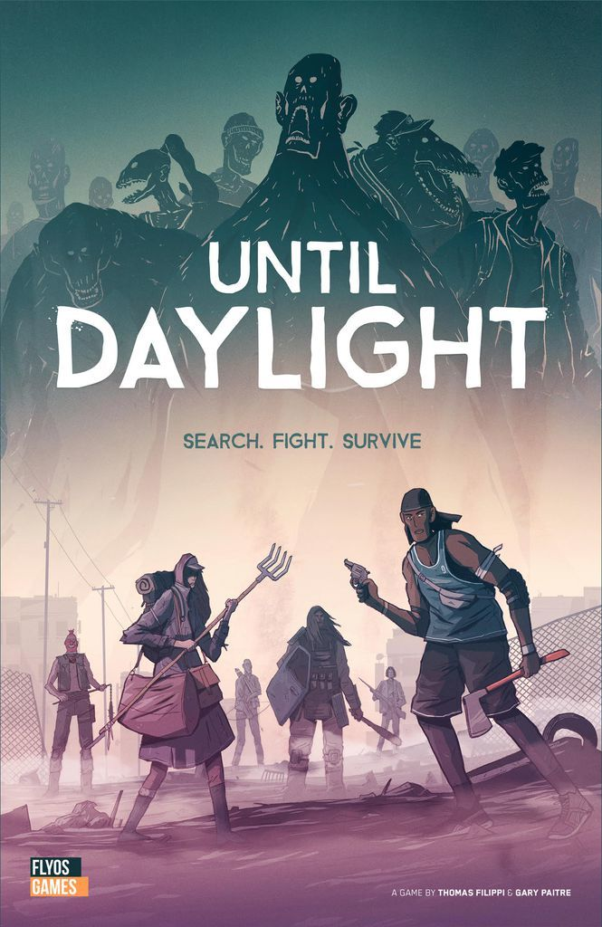 Until Daylight - Board Game image