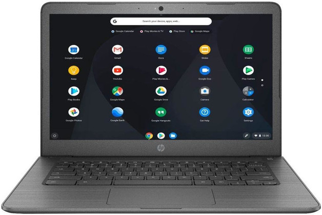 "14"" HP AMD A4 4GB 32GB Chromebook"