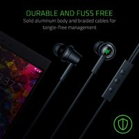 Razer Hammerhead USB-C Earbuds with ANC for PC image