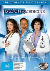 Strong Medicine - Complete Season 1 (5 Disc Set) on DVD