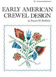 Early American Crewel Design by Frances M. Bradbury image