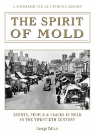 The Spirit of Mold: Events, People and Places in Mold in the Twentieth Century by George Tattum image