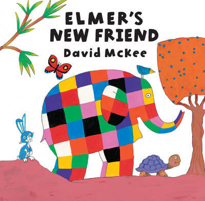Elmer's New Friend by David McKee image
