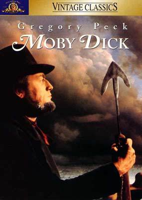 Moby Dick (1956)  on DVD