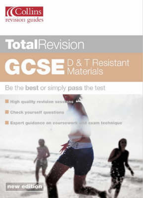 GCSE D and T: Resistant Materials by Colin Chapman