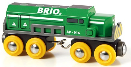 Brio Railway - Freight Locomotive image