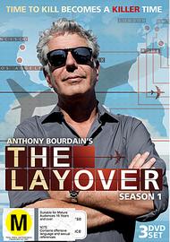 Anthony Bourdain: The Layover - Season 1 (3 Disc Set) on DVD