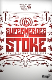 Superheroes of Stoke on DVD