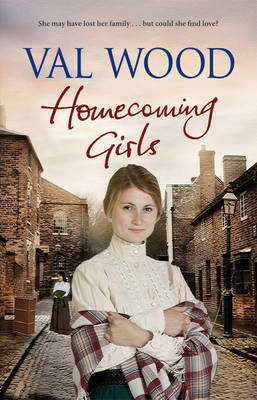 Homecoming Girls by Val Wood image