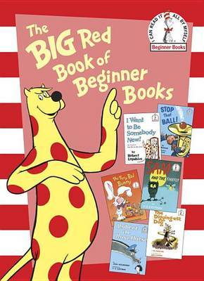 The Big Red Book of Beginner Books by Al Perkins image
