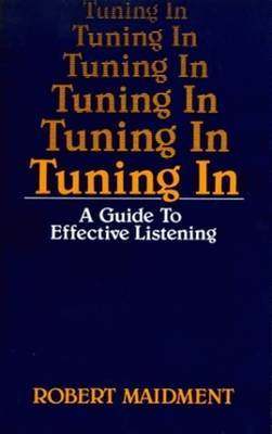 Tuning In by Robert Maidment