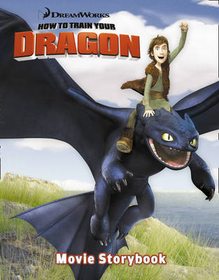 """How to Train Your Dragon"" - Movie Storybook image"