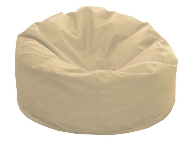 Beanz Moon Indoor/Outdoor Bean Bag Cover - Taupe