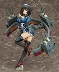Kantai Collection: 1/8 Takao (Heavy Armament Ver.) - PVC Figure