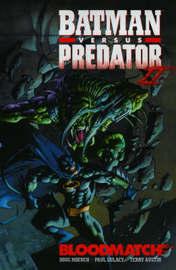 Batman vs Predator by Dave Gibbons image