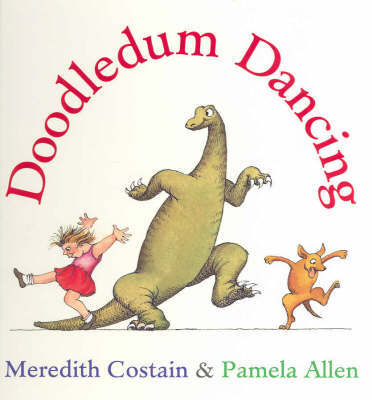 Doodledum Dancing by Meredith Costain image